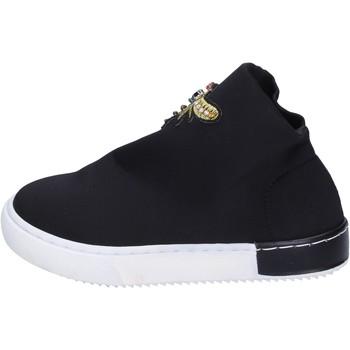 Schoenen Meisjes Sneakers Joli Baskets BK237 Noir