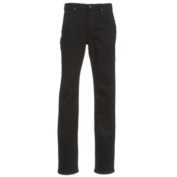 Textiel Heren Straight jeans Lee BROOKLYN STRAIGHT Zwart