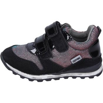 Schoenen Meisjes Sneakers Enrico Coveri Baskets BK251 Noir