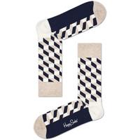 Accessoires Heren Sokken Happy Socks Filled optic sock Multicolour