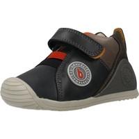 Schoenen Jongens Hoge sneakers Biomecanics 201123 Blauw