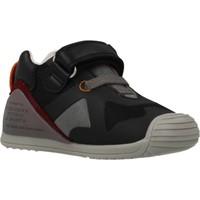 Schoenen Jongens Lage sneakers Biomecanics 201133 Zwart