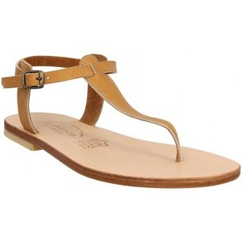 Schoenen Dames Sandalen / Open schoenen Spartiates Phoceennes 130487 Beige