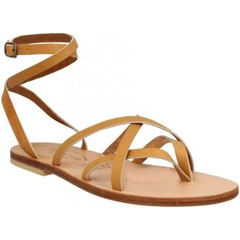 Schoenen Dames Sandalen / Open schoenen Spartiates Phoceennes 130495 Beige