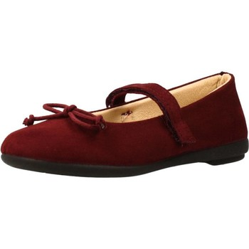 Schoenen Meisjes Derby & Klassiek Vulladi PARISINA Rood