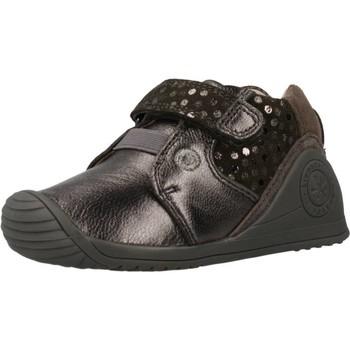 Schoenen Meisjes Hoge sneakers Biomecanics 201112 Grijs