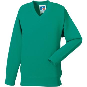 Textiel Kinderen Sweaters / Sweatshirts Jerzees Schoolgear 272B Wintersmaragd