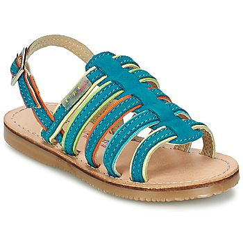 Schoenen Meisjes Sandalen / Open schoenen Les Tropéziennes par M Belarbi MISS Blauw