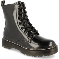Schoenen Dames Laarzen Prisska HX-70 Negro