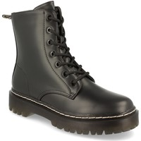 Schoenen Dames Laarzen Prisska HX-71 Negro