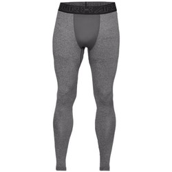 Textiel Heren Leggings Under Armour Coldgear Compression Graphite