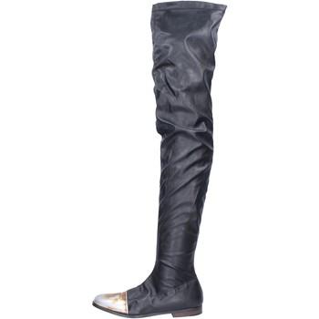 Schoenen Dames Laarzen Moma BK302 Noir
