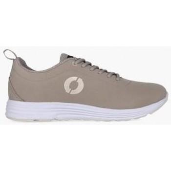 Schoenen Dames Lage sneakers Ecoalf OREGON Beige