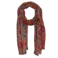 Accessoires Dames Sjaals André ILLUSION Brown