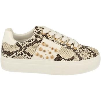 Schoenen Dames Lage sneakers Buonarotti 1AD-0432 Serpiente