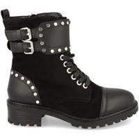 Schoenen Dames Hoge laarzen Ainy 3319 Negro