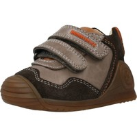 Schoenen Jongens Hoge sneakers Biomecanics 201121 Bruin