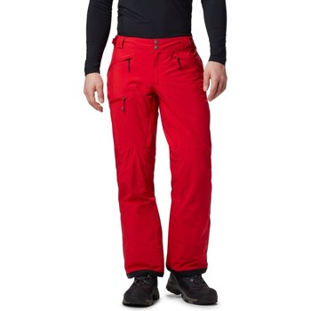 Textiel Heren Cargobroek Columbia Men's Cushman Crest Pant Mountain Mountain Red