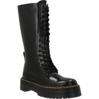 Schoenen Dames Hoge laarzen Alpe 4356 30 Zwart