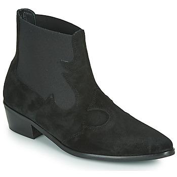 Schoenen Dames Laarzen Fericelli  Zwart