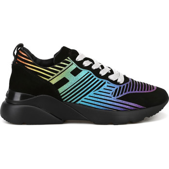 Schoenen Dames Lage sneakers Hogan GYW3850AZ10CR0B999 multicolore
