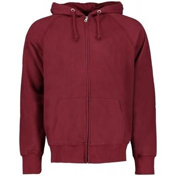 Textiel Heren Sweaters / Sweatshirts Scout Hooded Zip Sweatshirt (flp2834-bordeau Bordeaux