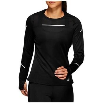 Textiel Dames T-shirts met lange mouwen Asics Liteshow 2 LS Top Noir
