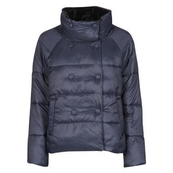 Textiel Dames Dons gevoerde jassen Only ONLMELANIE Marine