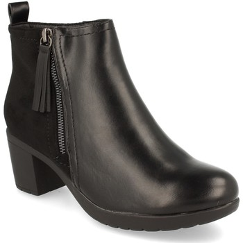 Schoenen Dames Enkellaarzen Virucci VR0-107 Negro