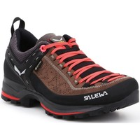 Schoenen Dames Fitness Salewa WS Mtn Trainer 2 Gtx Noir, Marron