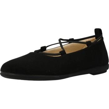 Schoenen Meisjes Derby & Klassiek Vulladi 6411 678 Zwart