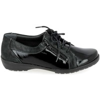 Schoenen Heren Derby Boissy 80069 Noir Zwart