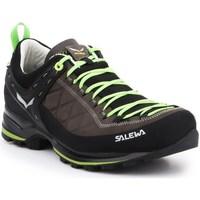 Schoenen Heren Fitness Salewa MS Mtn Trainer 2 L Noir, Marron