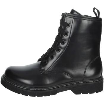 Schoenen Meisjes Laarzen Asso AG-8900 Black