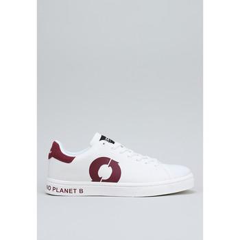 Schoenen Dames Sneakers Ecoalf SANDFORD Rood