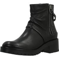Schoenen Dames Enkellaarzen Mjus M59203 Zwart