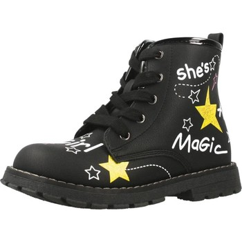Schoenen Meisjes Laarzen Chicco COLLES Zwart