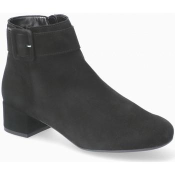 Schoenen Dames Enkellaarzen Mephisto BALINA Zwart