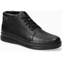 Schoenen Heren Laarzen Mephisto JEFFREY Zwart