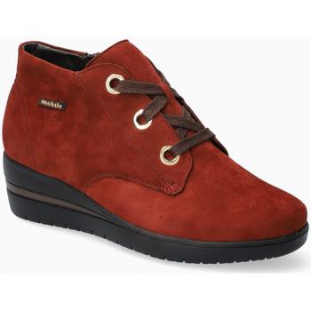 Schoenen Dames Hoge sneakers Mephisto PERYNE Orange