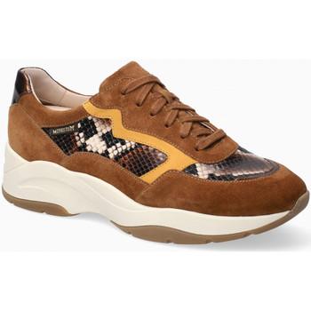 Schoenen Dames Lage sneakers Mephisto ROMANE Brown