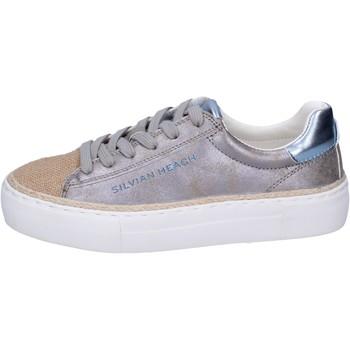 Schoenen Meisjes Sneakers Silvian Heach BK489 Argenté