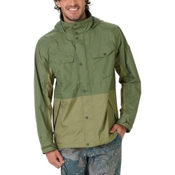 Textiel Heren Windjacken Burton GoreTex Edgecomb Jacked Clover Aloe