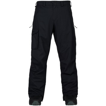 Textiel Heren Cargobroek Burton Covert Pant True Black
