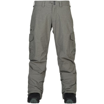 Textiel Heren Cargobroek Burton Cargo Pant Mid Shade Heather