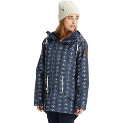 Textiel Dames Parka jassen Burton Women Sadie Jacket Float Away
