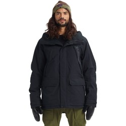 Textiel Heren Windjacken Burton Breach Jacket True Black