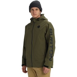 Textiel Heren Windjacken Burton GoreTex Packrite Slim Jacket Keef