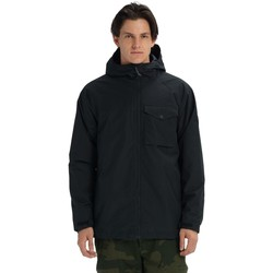 Textiel Heren Windjacken Burton Portal Jacket True Black