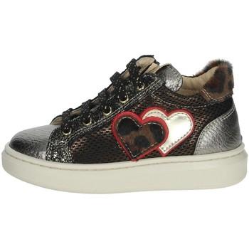 Schoenen Meisjes Lage sneakers NeroGiardini I021545F Bronze